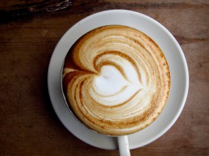 Cappuccino - our gift to Linden