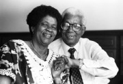 Walter and Albertina Sisulu - Past Linden residents