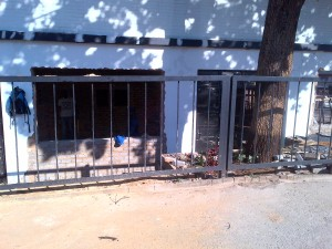 Windows being widened at Linden store