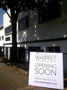 We are opening soon