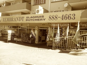 Rembrandt Butchery now supplies the Whippet with meat