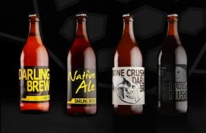 Range of Darling beer
