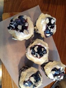 Blue Velvet Cakes