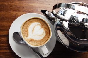 Love Coffee at The Whippet