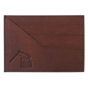 Dark horse credit card holder