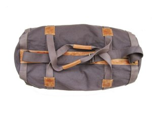 Dark horse travel bag at The Whippet