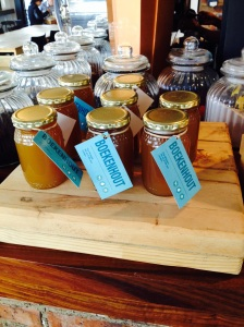 The Whippet Organic Honey