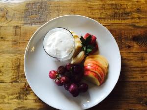 Whippet Health breakfast