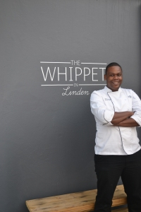 Ofentse Executive Chef at The Whippet